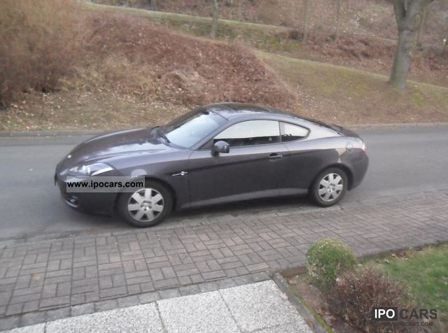 Hyundai  Coupe 2.0 FX LPG gas 2008 Liquefied Petroleum Gas Cars (LPG, GPL, propane) photo