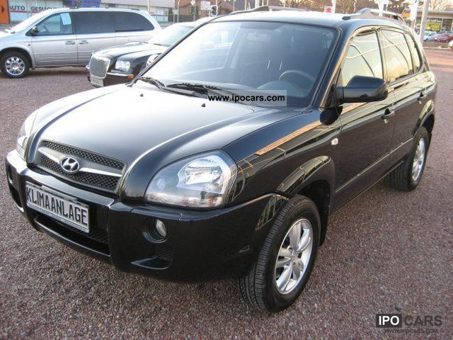 2009 Hyundai  Tucson 2.0 GLS 2WD top condition Off-road Vehicle/Pickup Truck Used vehicle photo