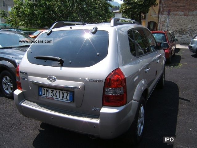 2008 Hyundai  Tucson 2.0 CRDi 4WD 16V Dynamic GPL Off-road Vehicle/Pickup Truck Used vehicle photo