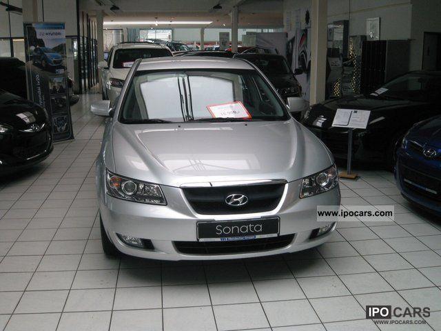 2009 Hyundai  Sonata GLS 2.0 Limousine Used vehicle photo