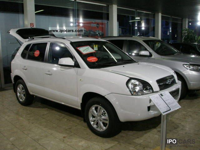 Hyundai  Tucson 2.0 GLS 2WD with gas conversion 2010 Liquefied Petroleum Gas Cars (LPG, GPL, propane) photo