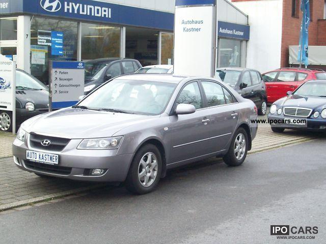 2007 Hyundai  Sonata 2.4 GLS \ Limousine Used vehicle photo