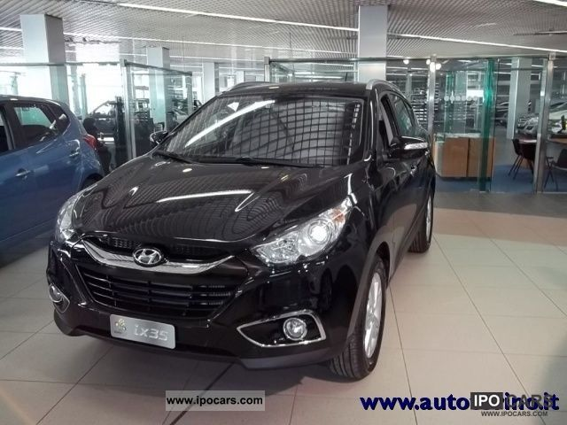 2012 Hyundai  iX35 1.6 16V 2WD Classic - discount CON PARTITA IV Off-road Vehicle/Pickup Truck Pre-Registration photo