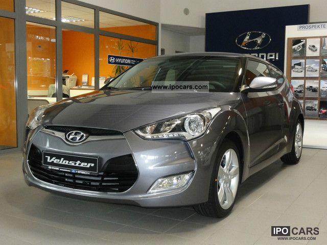 2011 Hyundai  Veloster 6.1 GDI Style 17 \ Sports car/Coupe Pre-Registration photo