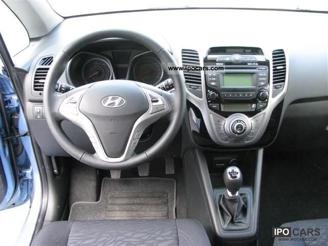 2010 Hyundai ix20 1.4 CRDi Comfort Plus 90 HP / technology - Car Photo ...