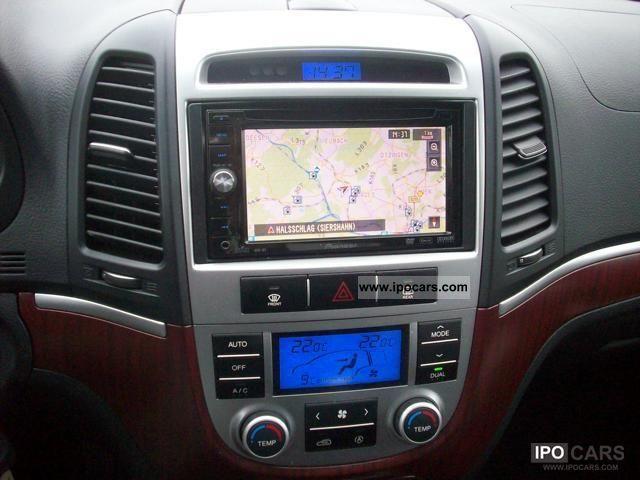 Honda Santa Fe >> 2009 Hyundai Santa Fe 2.2 CRDI Navi Leather Camera - Car ...