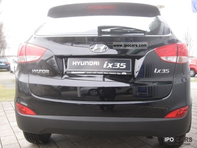 2011 hyundai ix35 1 6 climate re import car photo and specs. Black Bedroom Furniture Sets. Home Design Ideas