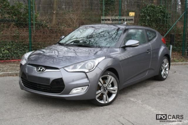 2011 Hyundai  Veloster 1.6 / GDI 140hp Euro 5 SPORT V1 Lagerf ... Sports car/Coupe New vehicle photo
