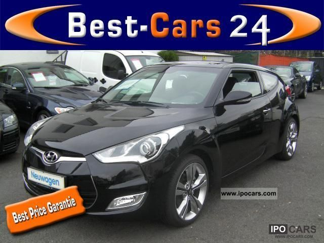2011 Hyundai  Veloster STOCK Premium Best Sports car/Coupe New vehicle photo
