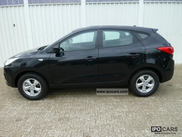 2011 Hyundai  ix35 Style 1.6 GDI petrol 2WD Air Conditioning - ... Off-road Vehicle/Pickup Truck New vehicle photo