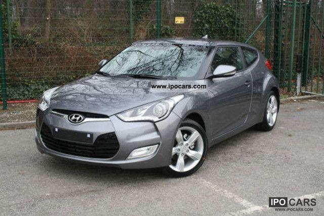 2011 Hyundai  Veloster gdi Style Heated Storage Small Car New vehicle photo