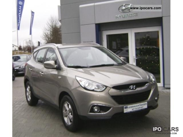 2010 Hyundai  iX35 2.0 2WD Comfort Package with Trend Off-road Vehicle/Pickup Truck Used vehicle photo