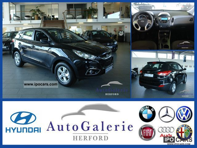 2011 Hyundai  ix35 6.1 GDI 2WD air immediately available Off-road Vehicle/Pickup Truck New vehicle photo