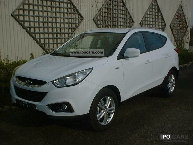 2011 Hyundai  2.0 ix35 Spirit without leasing Share It Off-road Vehicle/Pickup Truck Used vehicle photo