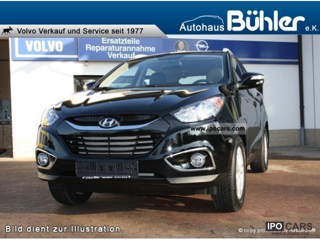 2011 Hyundai  ix35 1.6 Classic - 2WD Off-road Vehicle/Pickup Truck New vehicle photo