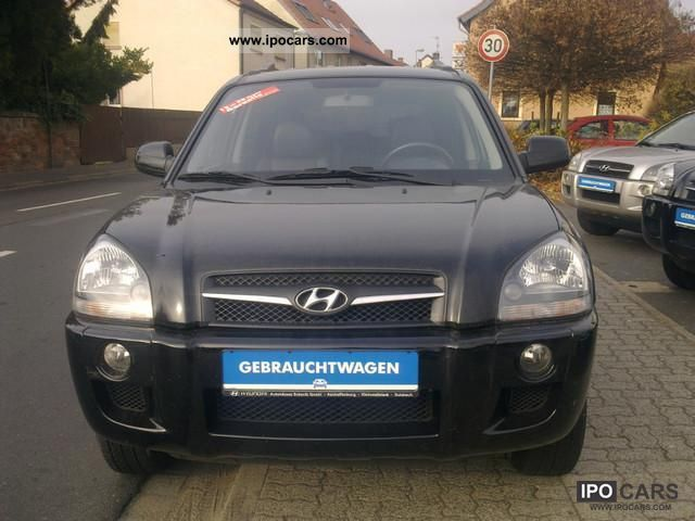 2009 Hyundai  Tucson 2.0 GAS PLANT Off-road Vehicle/Pickup Truck Used vehicle photo