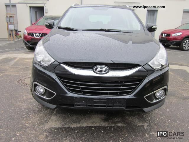 2011 Hyundai  35 Classic IX + technology package Theta 2.0 MPI Ben ... Off-road Vehicle/Pickup Truck New vehicle photo