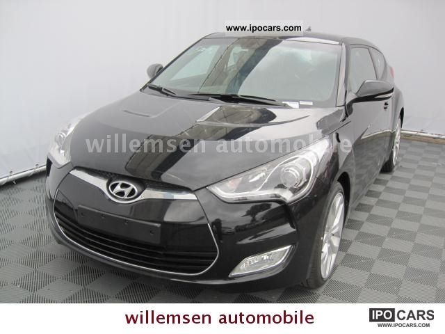 2011 Hyundai  Veloster Executive / 18 \ Sports car/Coupe New vehicle photo