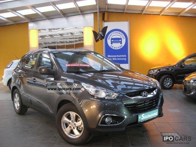 2011 Hyundai  ix35 price action ... NOW ... NO deposit ... Off-road Vehicle/Pickup Truck New vehicle photo