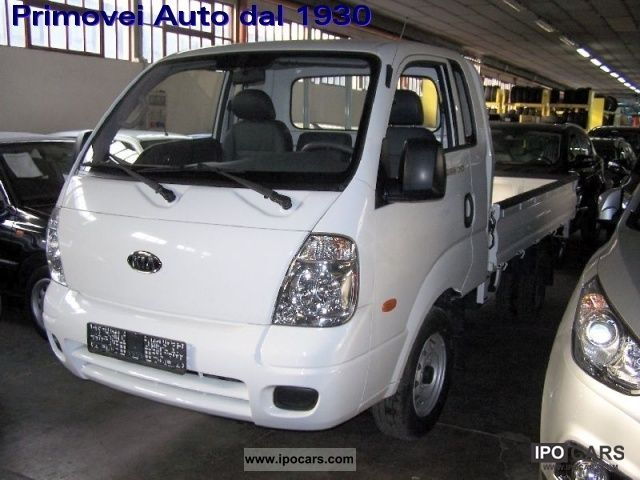 2011 Hyundai  H 100 K2900 CRDi 3 posti Limousine New vehicle photo