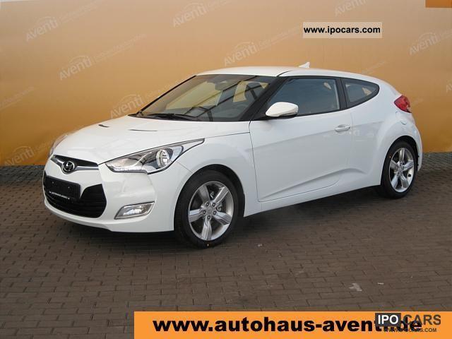 2011 Hyundai  Veloster 1.6GDI Style 5-year warranty Sports car/Coupe New vehicle photo