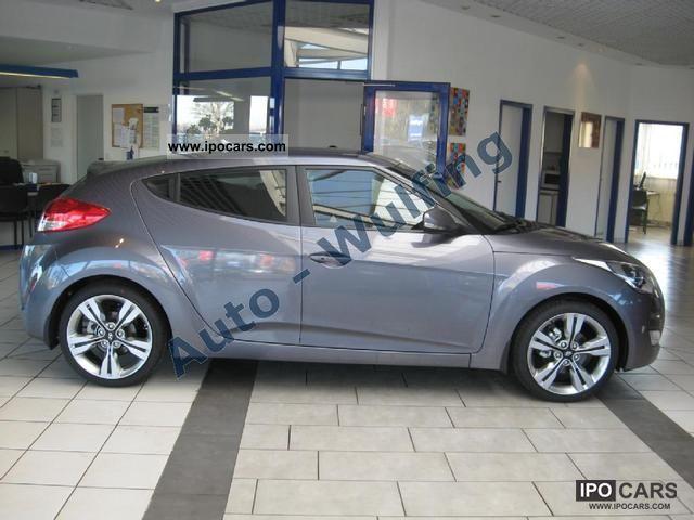 2011 Hyundai  Veloster 1.6GDI Premium, navi-PAK., NOW! Sports car/Coupe New vehicle photo