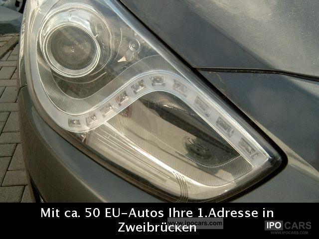 2011 Hyundai i40 1.6 ESP climate cruise control heated seats ZV FB ...