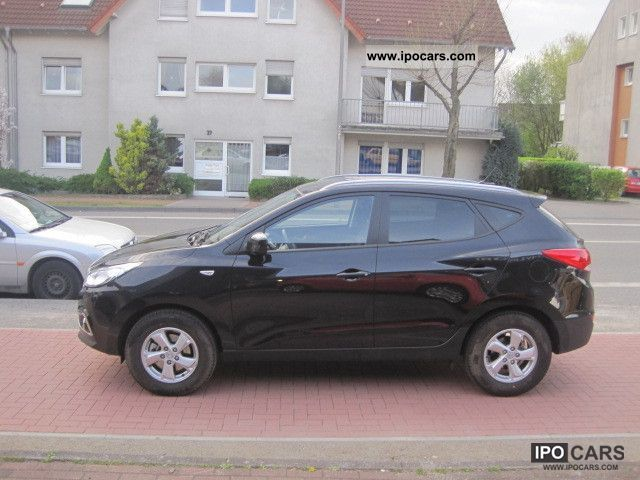 2010 Hyundai  ix35 2.0 1.9 T 2WD towing capacity Off-road Vehicle/Pickup Truck Used vehicle photo