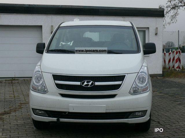 2011 Hyundai  H-1 2.4 9 - seater Van / Minibus New vehicle photo