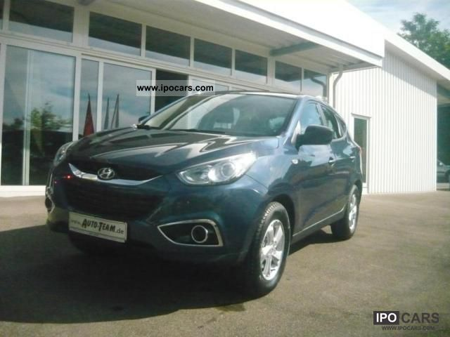 2010 Hyundai  ix35 2.0 2WD Other Demonstration Vehicle photo