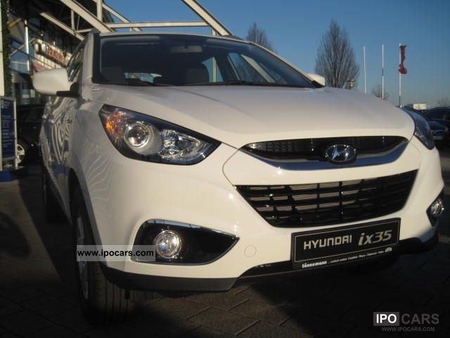 2012 Hyundai  IX35 1.6 2WD Comfort GDi trend Package Off-road Vehicle/Pickup Truck Pre-Registration photo