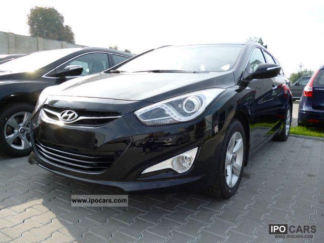 2011 Hyundai  i40cw CRDi 1.7 \ Estate Car New vehicle photo