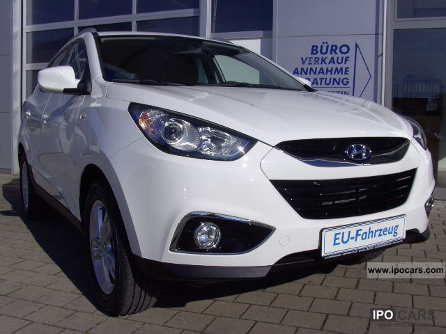 2012 Hyundai  ix35 2WD automatic climate control 17-inch seat heating Off-road Vehicle/Pickup Truck Used vehicle photo