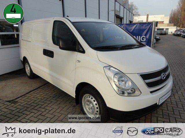 2011 Hyundai  H-1 2.5 CRDi (€ 4) m. Dopp electric window air Van / Minibus Used vehicle photo