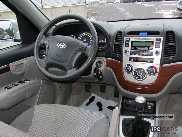 2009 Hyundai Santa Fe 2 2 Crdi 4wd Gls 1 Hd Erst49tkm Ahk2