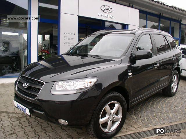 2009 hyundai santa fe 2 2 crdi 4wd gls cpf car photo and. Black Bedroom Furniture Sets. Home Design Ideas