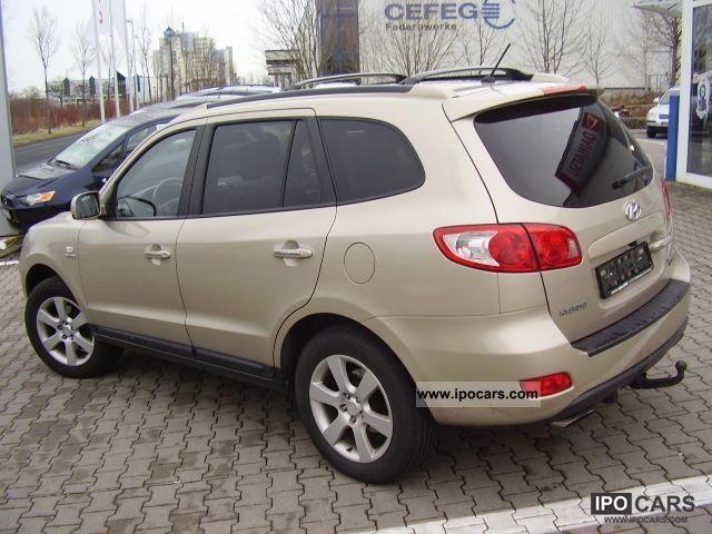 2009 Hyundai Santa Fe 2 2 Crdi 4wd Navi Leather