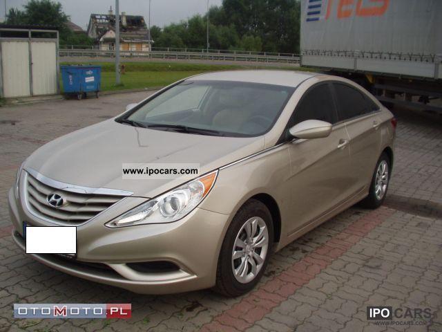 2010 Hyundai  i40 Limousine Used vehicle photo
