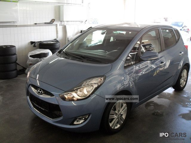 2010 Hyundai ix20 1.4 CRDi Comfort - VFW! Automatic air conditioning ...