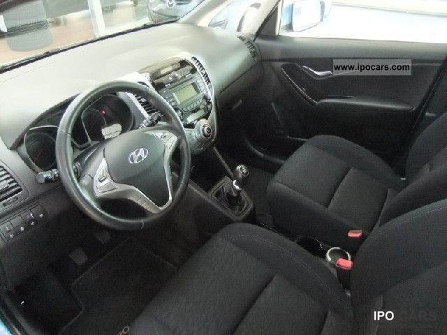2010 Hyundai ix20 1.4 CRDi Comfort 90 HP, plus / technology - Car ...