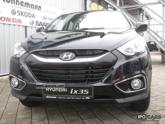 2012 Hyundai  2WD 1.7 CRDi Comfort IX35 trend Package Off-road Vehicle/Pickup Truck Pre-Registration photo