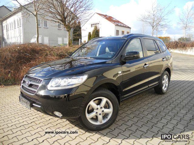 2009 Hyundai  Santa Fe 2.2 CRDi 4WD GLS Leather / Navi Off-road Vehicle/Pickup Truck Used vehicle photo