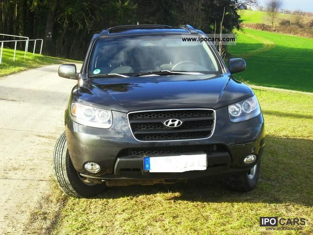 2009 Hyundai  Santa Fe 2.2 CRDi 4WD GLS Automatic CPF Off-road Vehicle/Pickup Truck Used vehicle photo