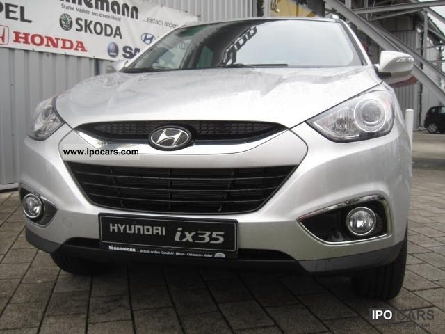 2012 Hyundai  IX35 2.0 2WD Style Plus Package Off-road Vehicle/Pickup Truck Pre-Registration photo