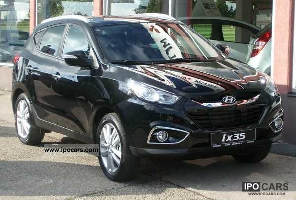 2012 hyundai ix35 1 7 crdi premium diesel dpf car photo and specs. Black Bedroom Furniture Sets. Home Design Ideas