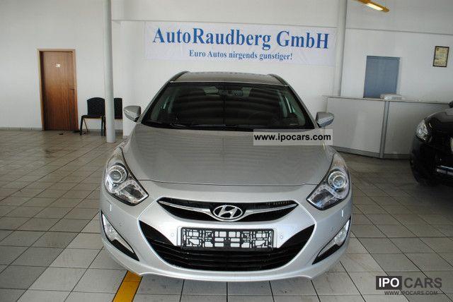 2012 Hyundai  i40 1.7 CRDi Comfort Plus Estate Car Pre-Registration photo