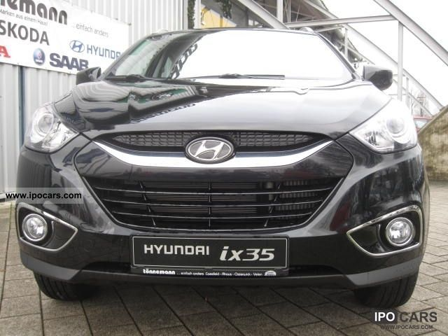 2012 Hyundai  2WD 2.0 CRDi Comfort IX35 trend Package Off-road Vehicle/Pickup Truck Pre-Registration photo