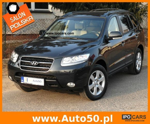 2010 Hyundai  Santa Fe 2.2 CRDi EXECUTIVE 7os SALON Other Used vehicle photo