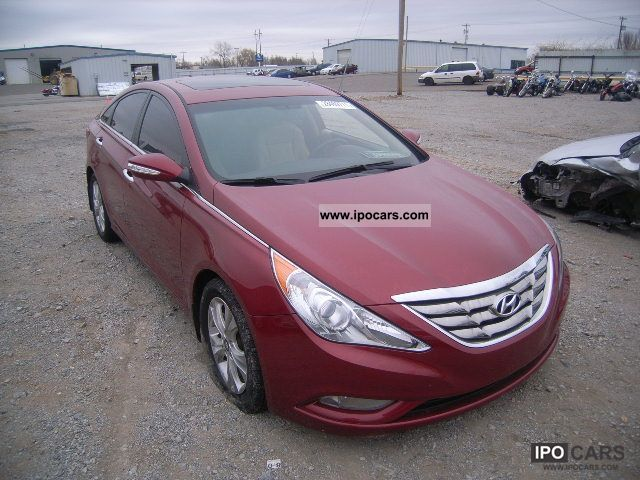 2011 Hyundai  SONATA SE Limousine Used vehicle 			(business photo