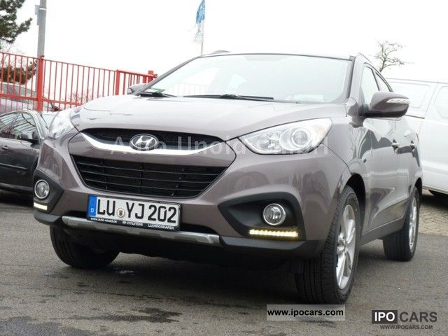 2012 Hyundai  ix35 6.1 2WD Style Off-road Vehicle/Pickup Truck Demonstration Vehicle photo